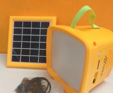 Jugnu Solar Lightbox & Charger