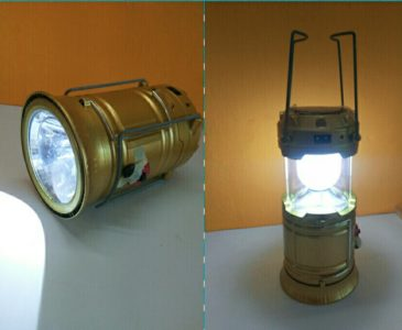 WAAREE Solar Lantern & Torch